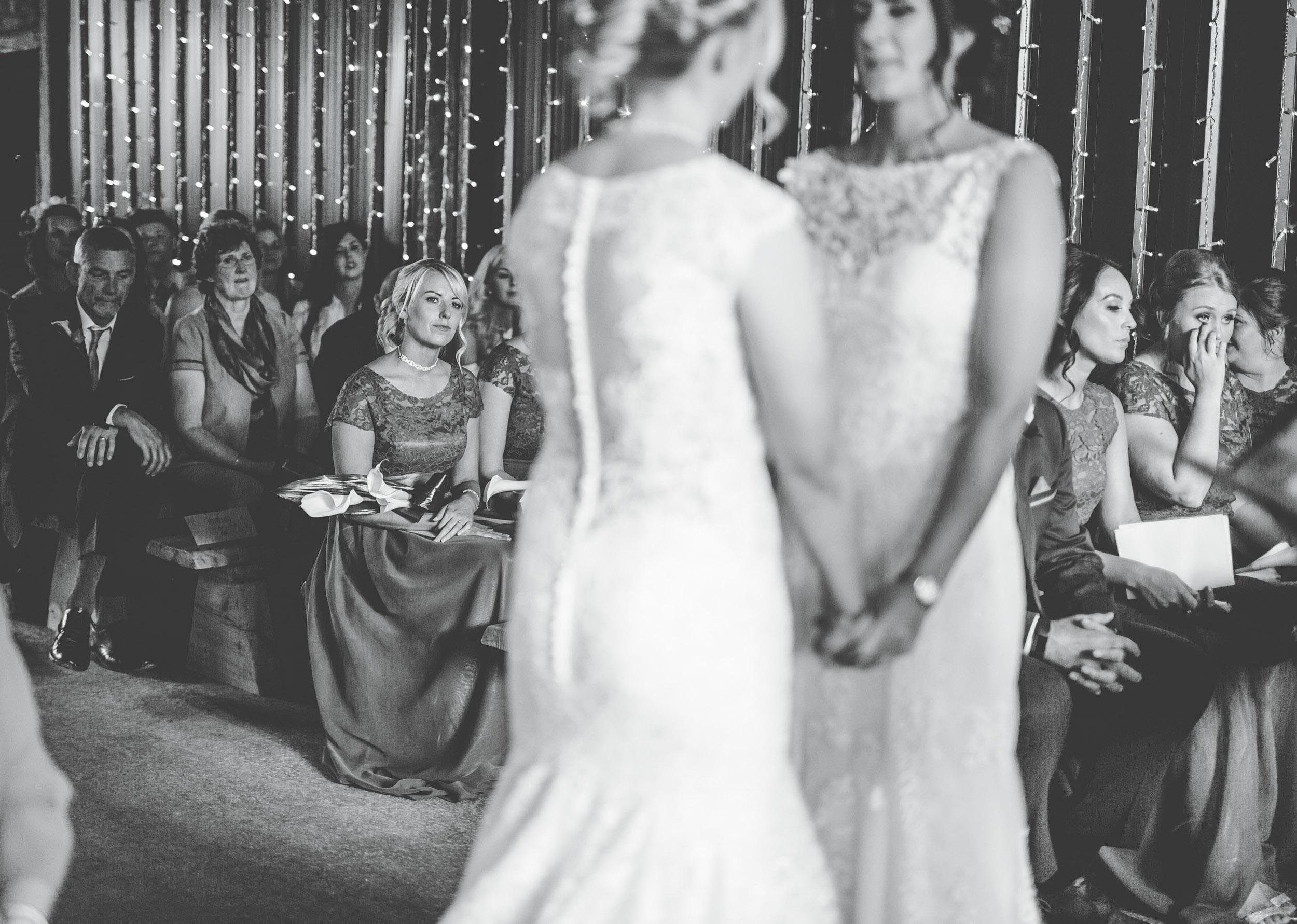 same sex wedding wedding barn cheshire