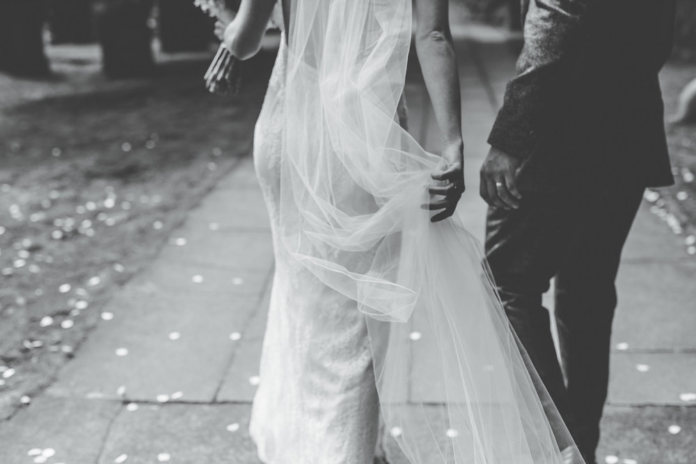 artistic and modern wedding photography