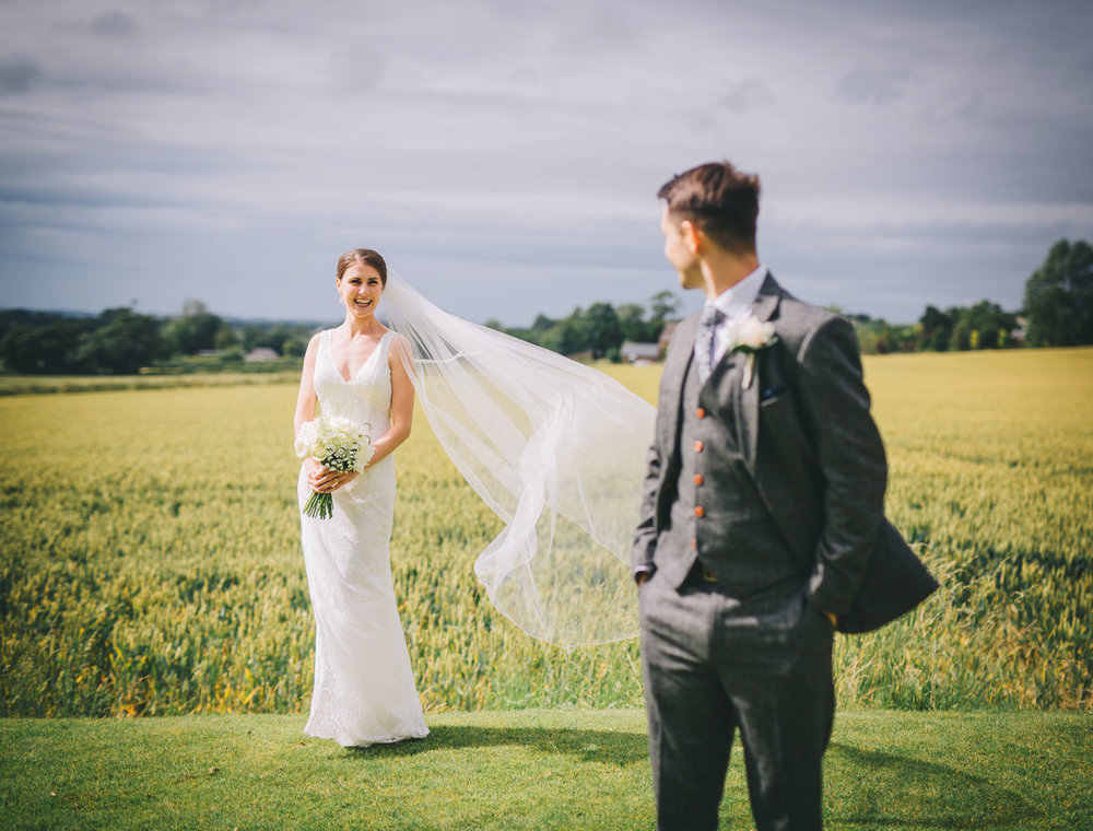 modern and creative wedding pictures