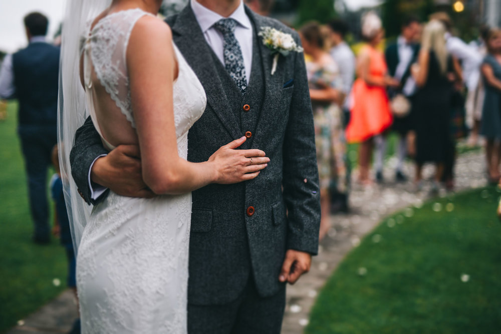 intimate moments at this lancashire wedding