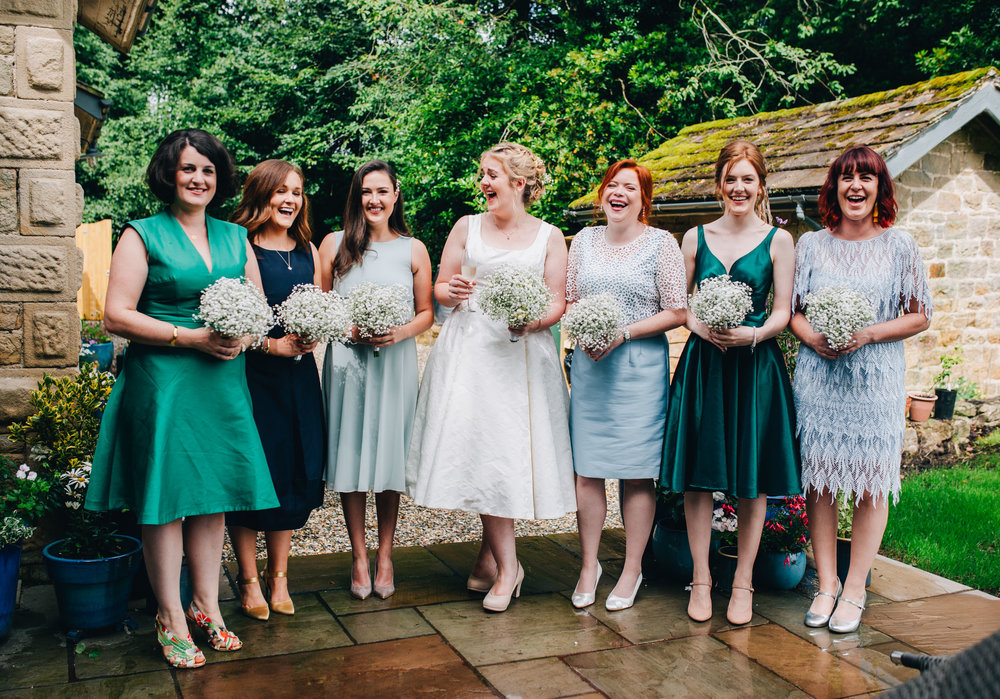 non-bridesmaid bridesmaid dresses