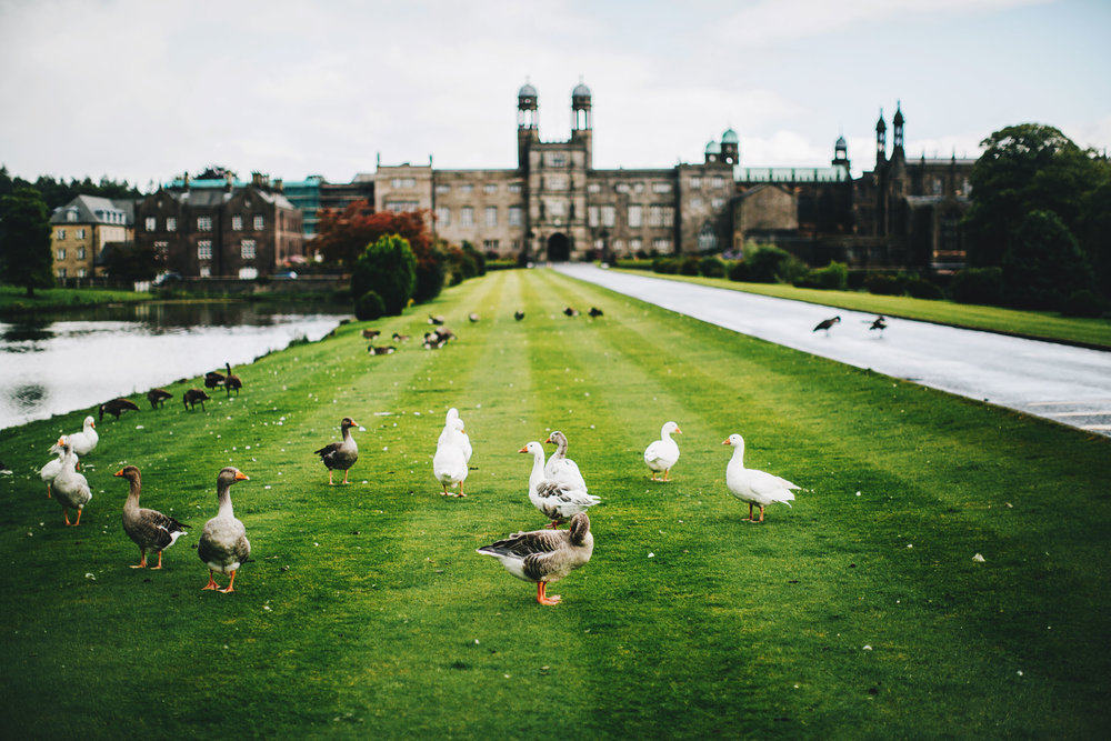 Stonyhurst college - wedding venue in lancashire