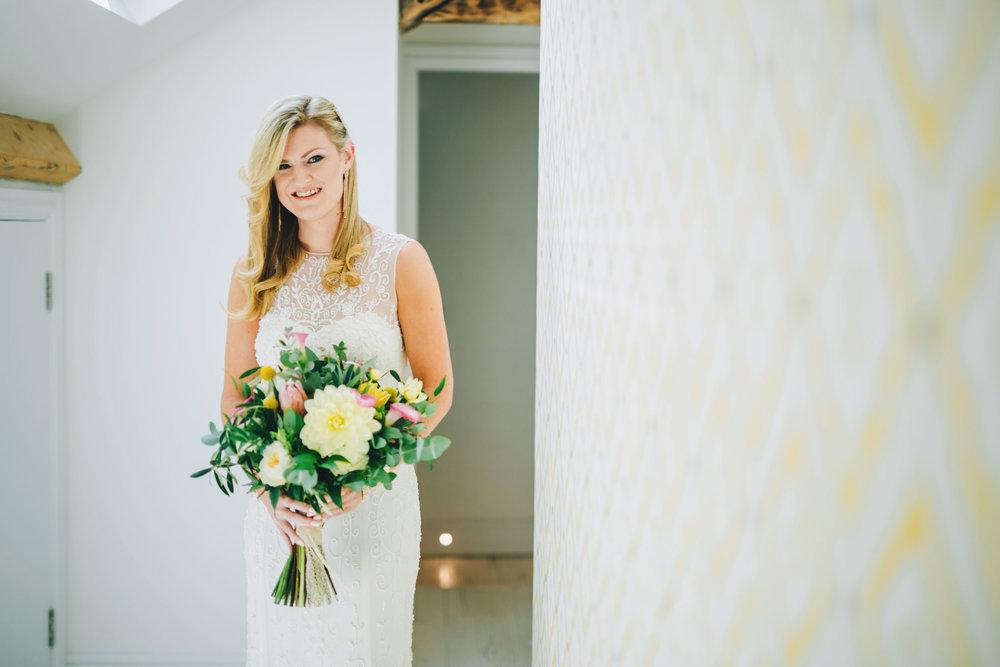 bride prep images - Swan at Newby Bridge wedding