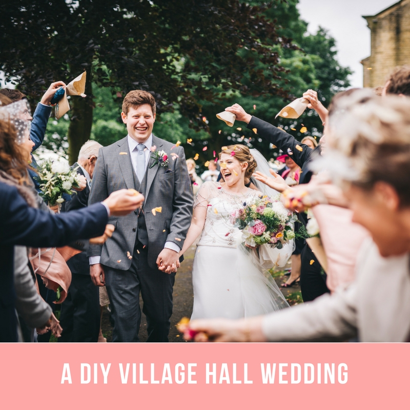 village diy wedding pictures
