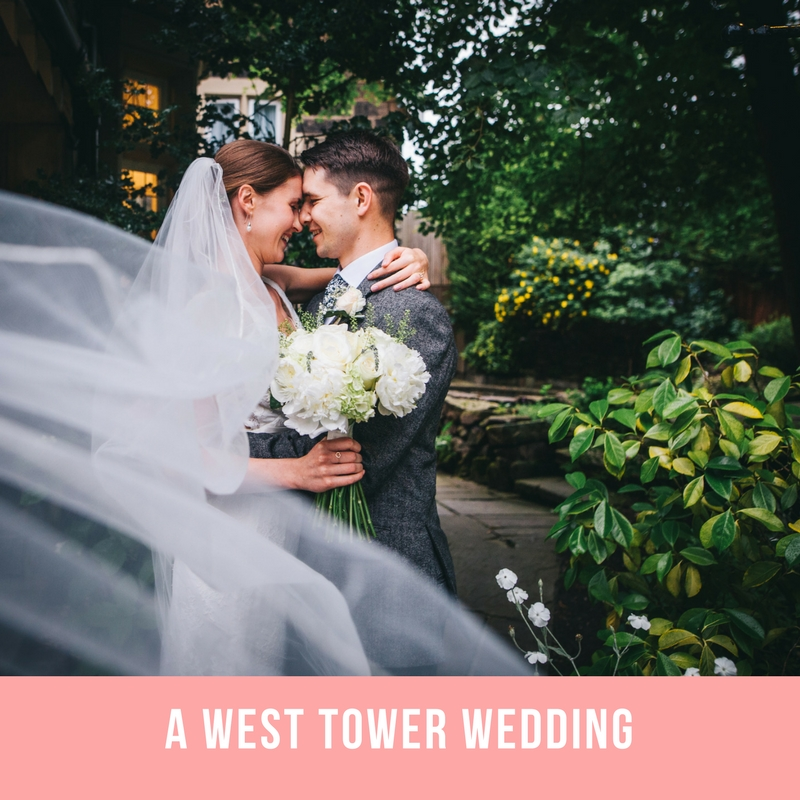 west tower wedding pictures