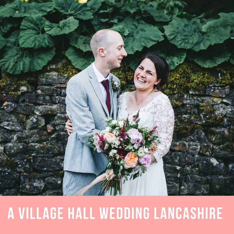 village hall wedding lancashire