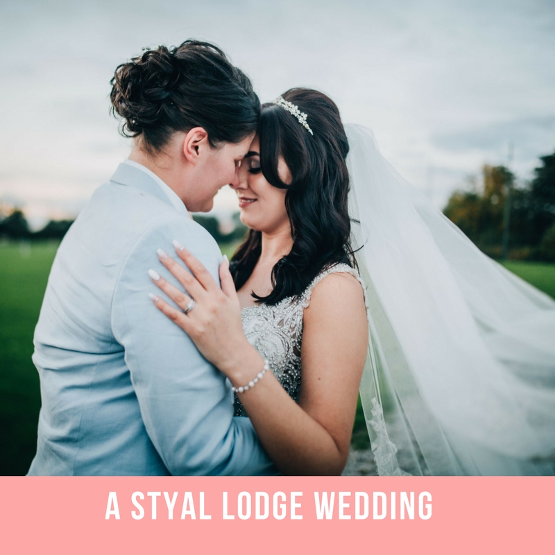 styal lodge wedding pictures