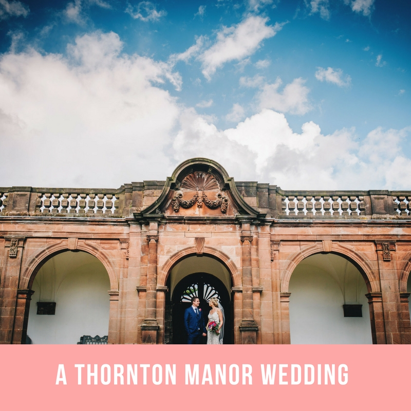 Thornton Manor wedding pictures