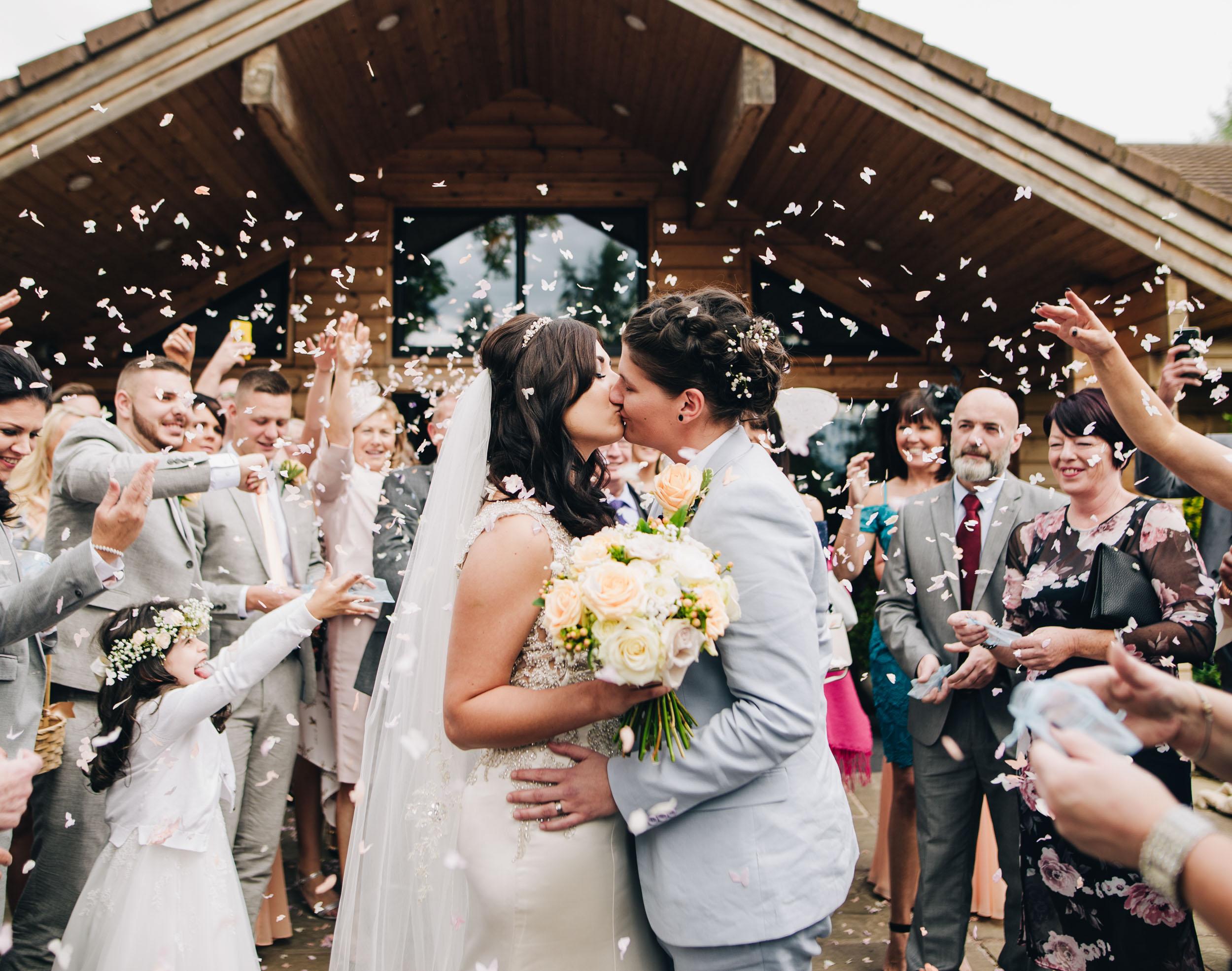 Same Sex wedding cheshire