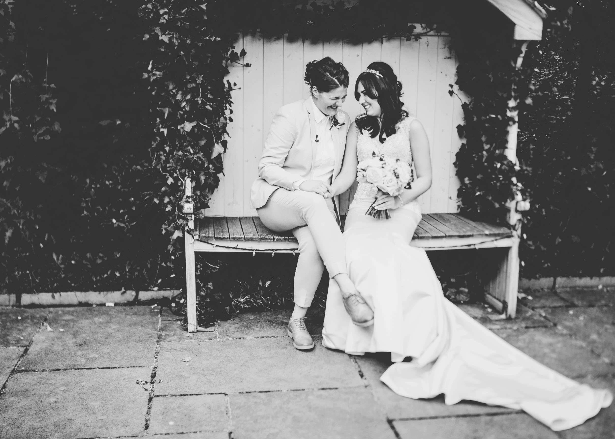 LTGB wedding cheshire