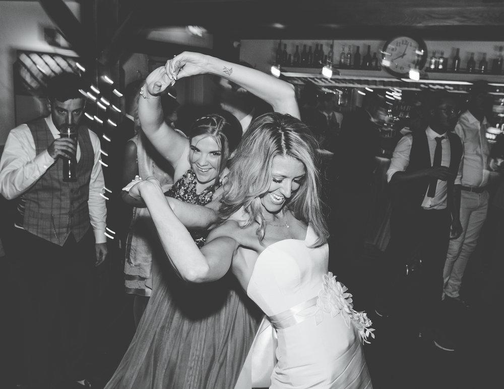 dance floor action shots