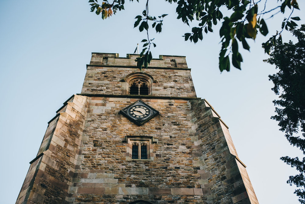 church wedding in the Lake District