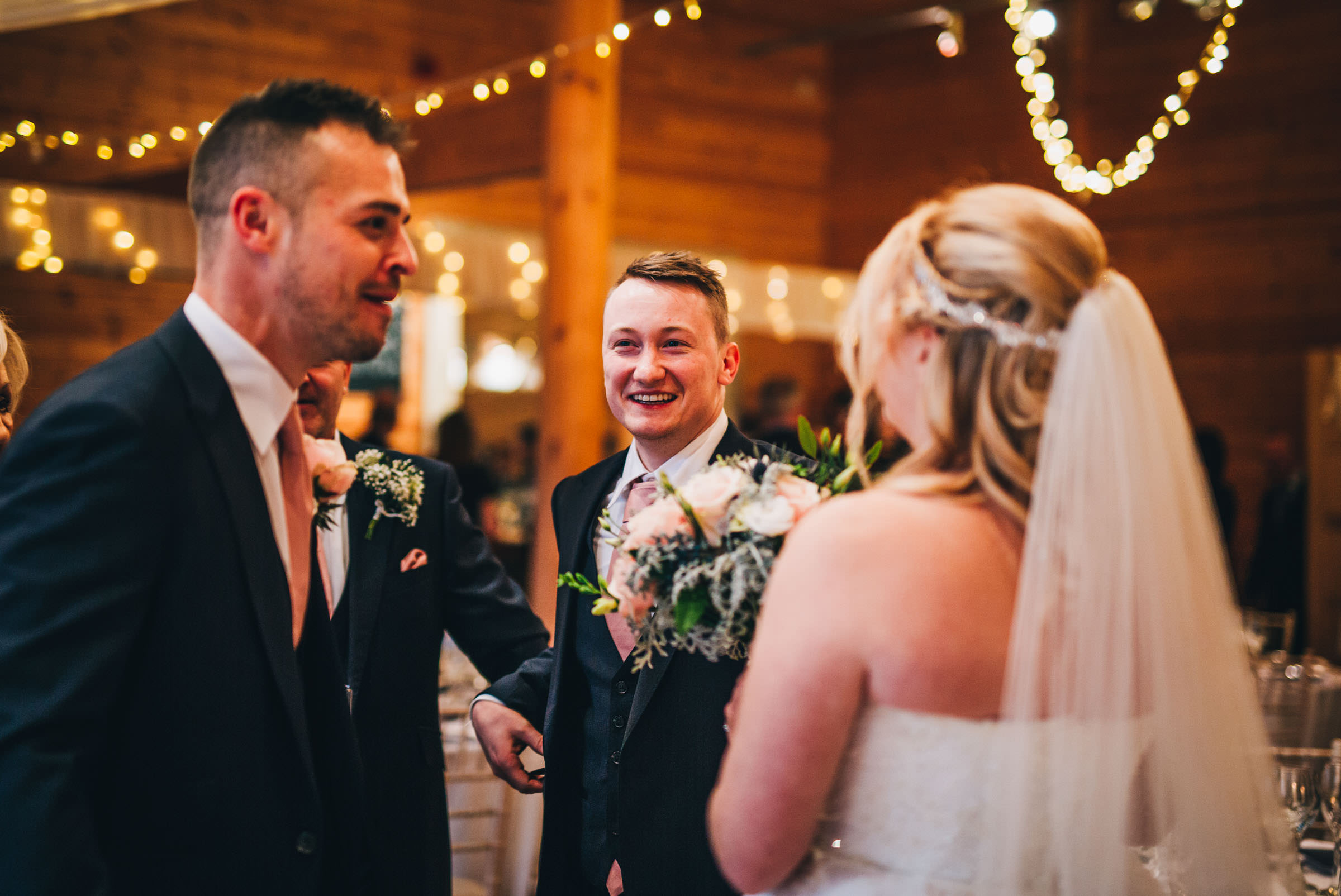 candid and natural wedding photography cheshire
