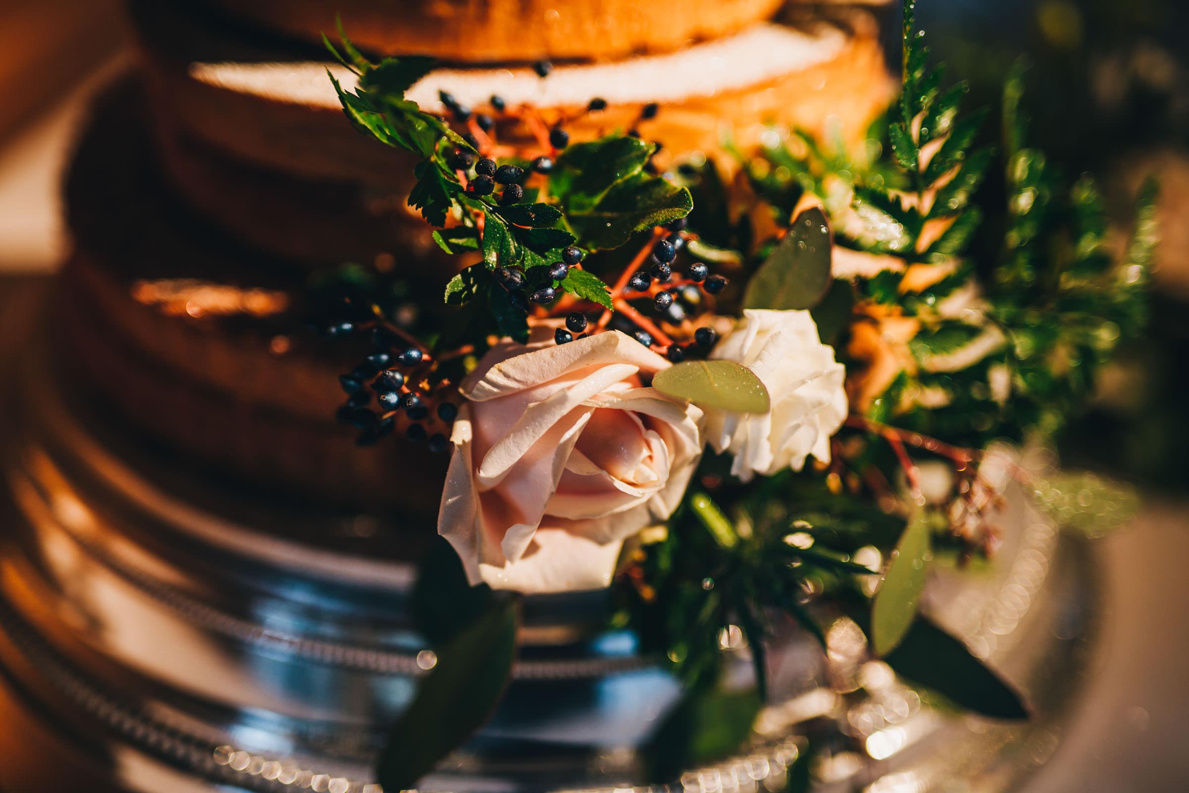 naked cake - wedding ideas