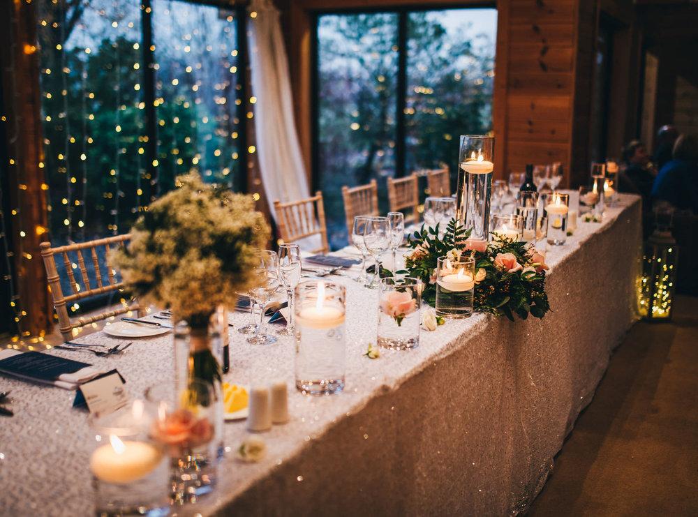 winter wedding inspiration at STyal Lodge