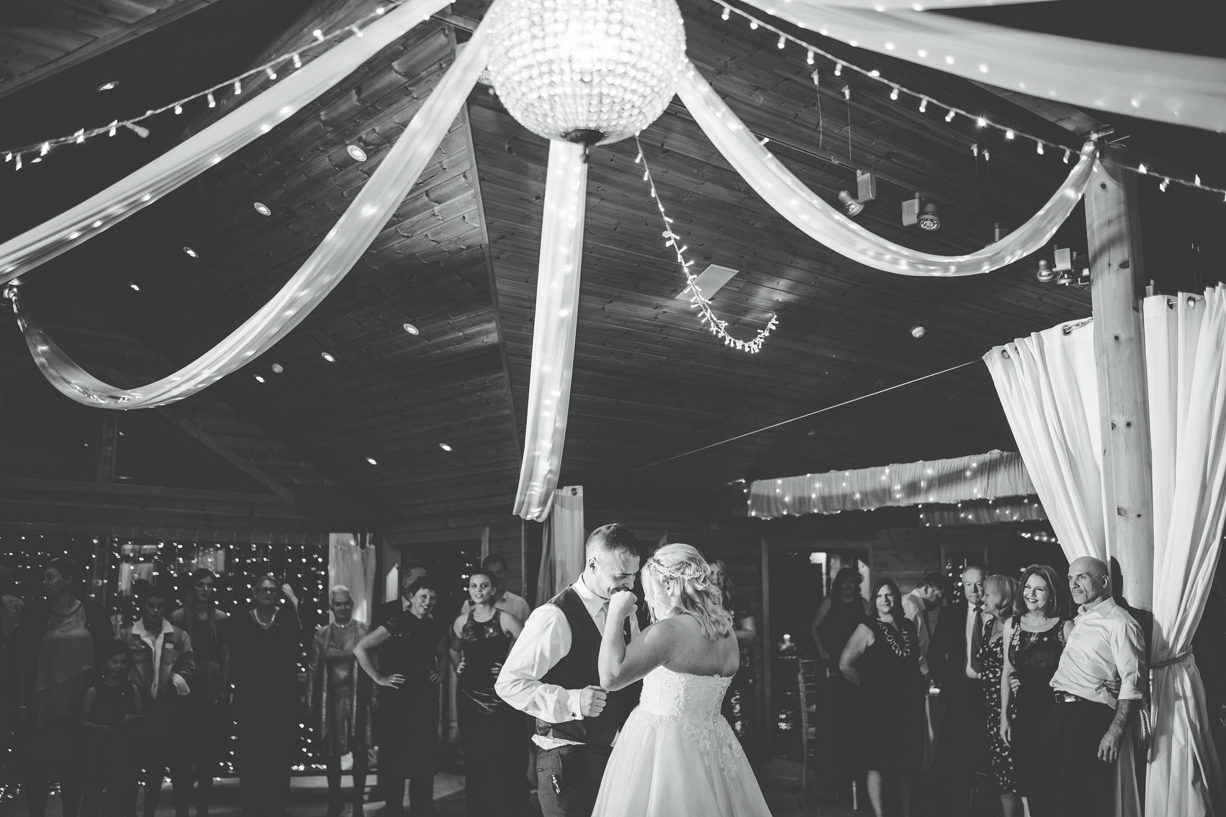 first dance - cheshire wedding