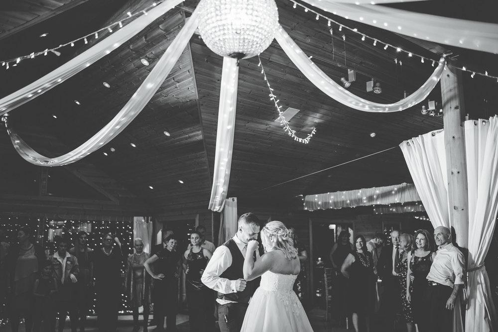 dancing at STyal Lodge