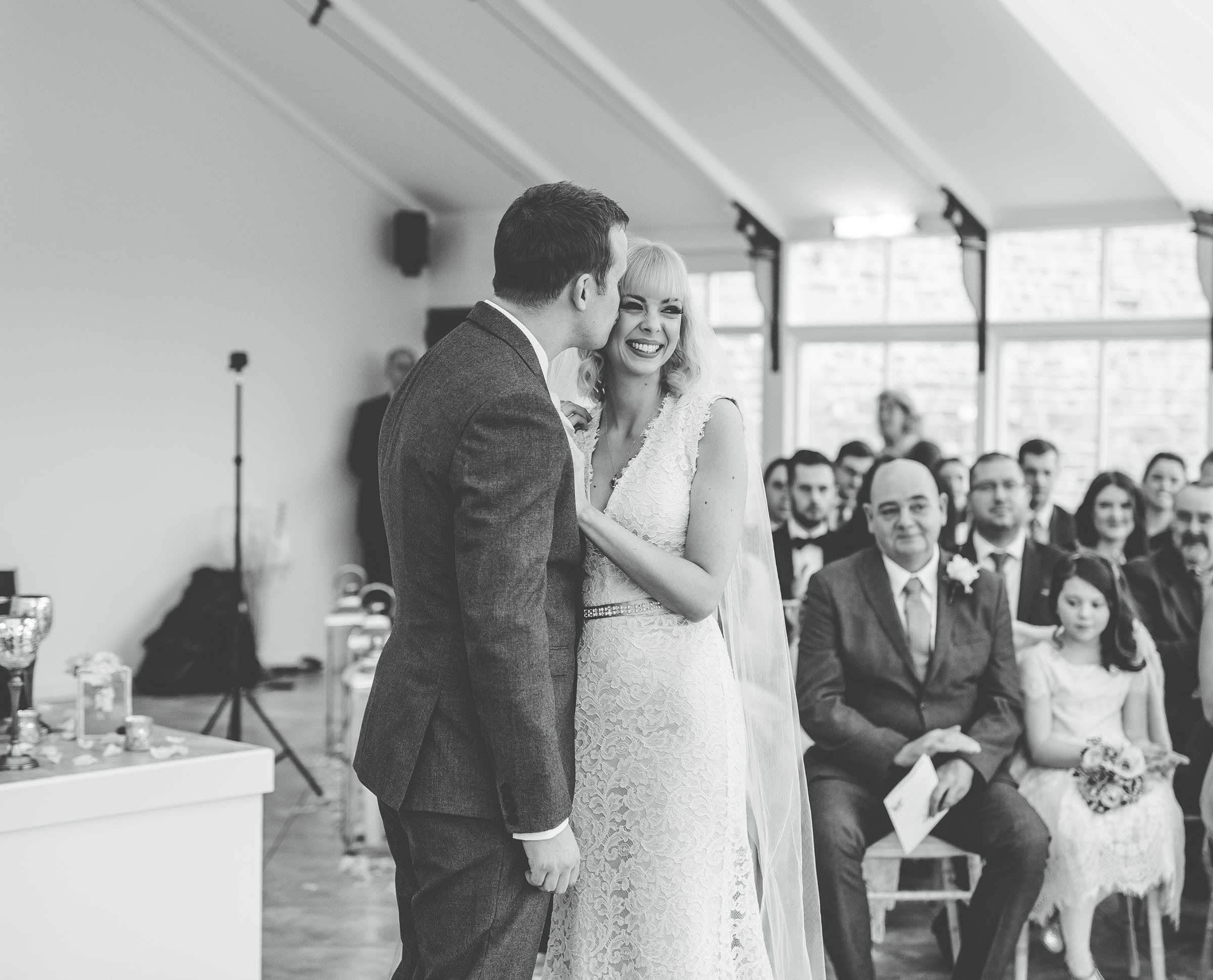 sweet moments at Combermere Abbey wedding