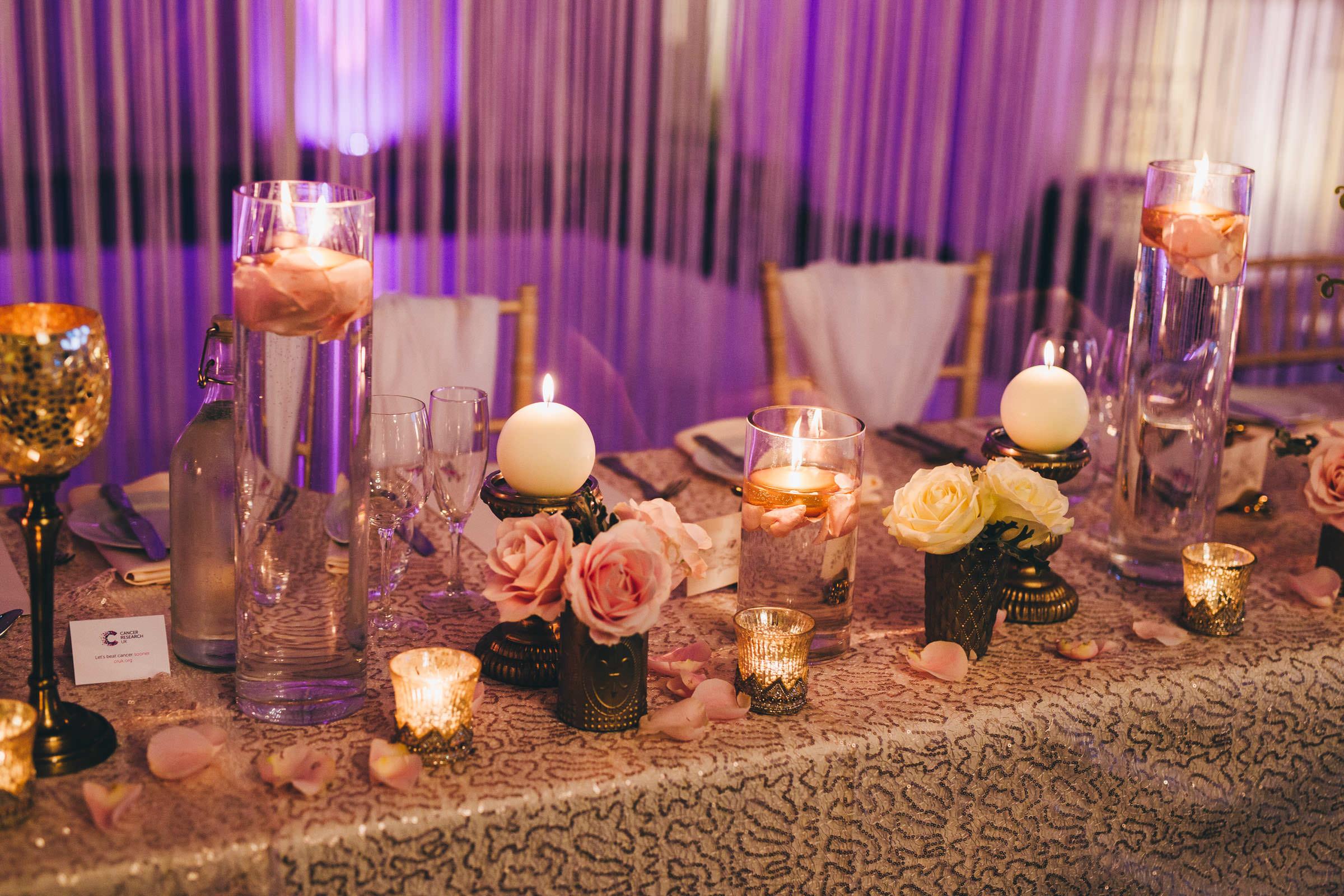 Winter wedding inspiration - Combermere Abbey wedding