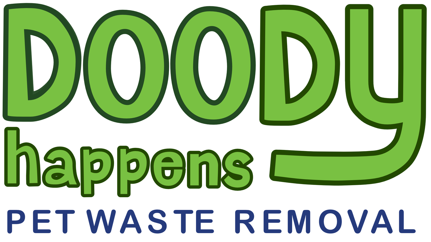 Doody Happens Pet Waste Removal