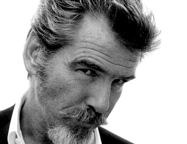 Tristram (Pierce Brosnan) - Image found on the Internet with no attribution.