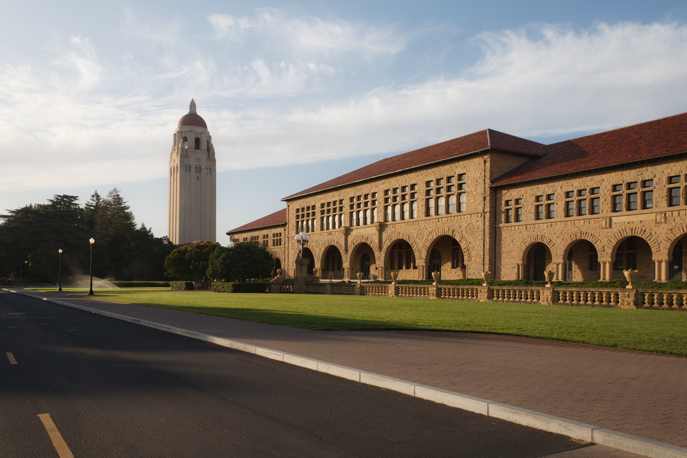 thesis at stanford university