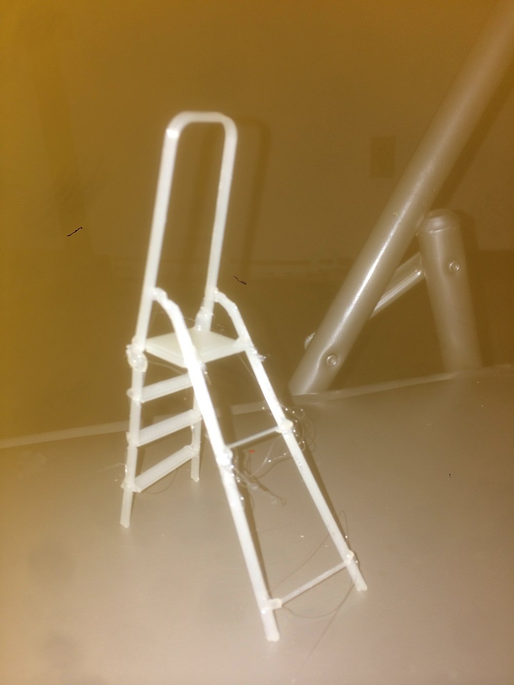 Ant Ladders