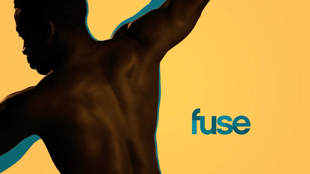 DANCERS    fuse tv rebrand / key art / promo