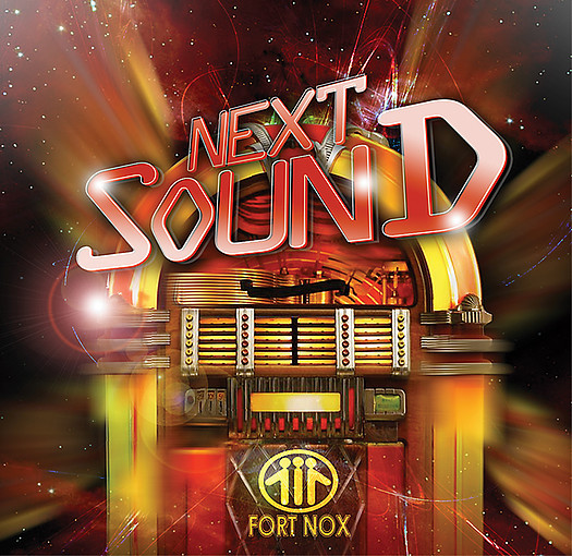 "Album cover design for ""Next Sound"" released 2008"
