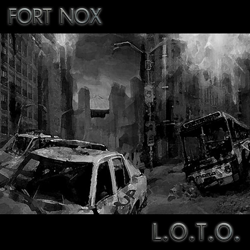Album cover design for L.O.T.O. (Last of the Original) released in 2012
