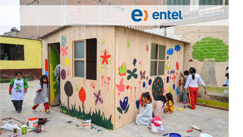 ¡PROYECTO TERMINADO!    JUEGOS CREATIVOS   PEP: Jimena Rodríguez - Educadora  GRADO: 1ero de Primaria  REGIÓN: Lima   Busca ampliar los espacios de juego para el desarrollo de 150 estudiantes en Villa El Salvador.