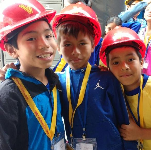 BELAUNDE EVENTOS   PEP: Víctor Barúa – Administrador   GRADO: 1ero y 3ero de Secundaria  REGIÓN: Lima   Busca reforzar la el sentido de responsabilidad en los alumnos del colegio Belaúnde Terry en el Callao.
