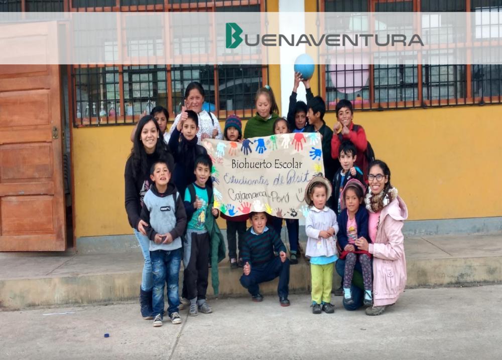 ¡PROYECTO TERMINADO!   PEP: Joyce Meca - Educadora y Judit Yrivarren - Psicóloga  GRADO: 1ero, 2do, 5to y 6to de Primaria  REGIÓN: Cajamarca   Busca fomentar una alimentación balanceada para los estudiantes en San Miguel, Cajamarca.