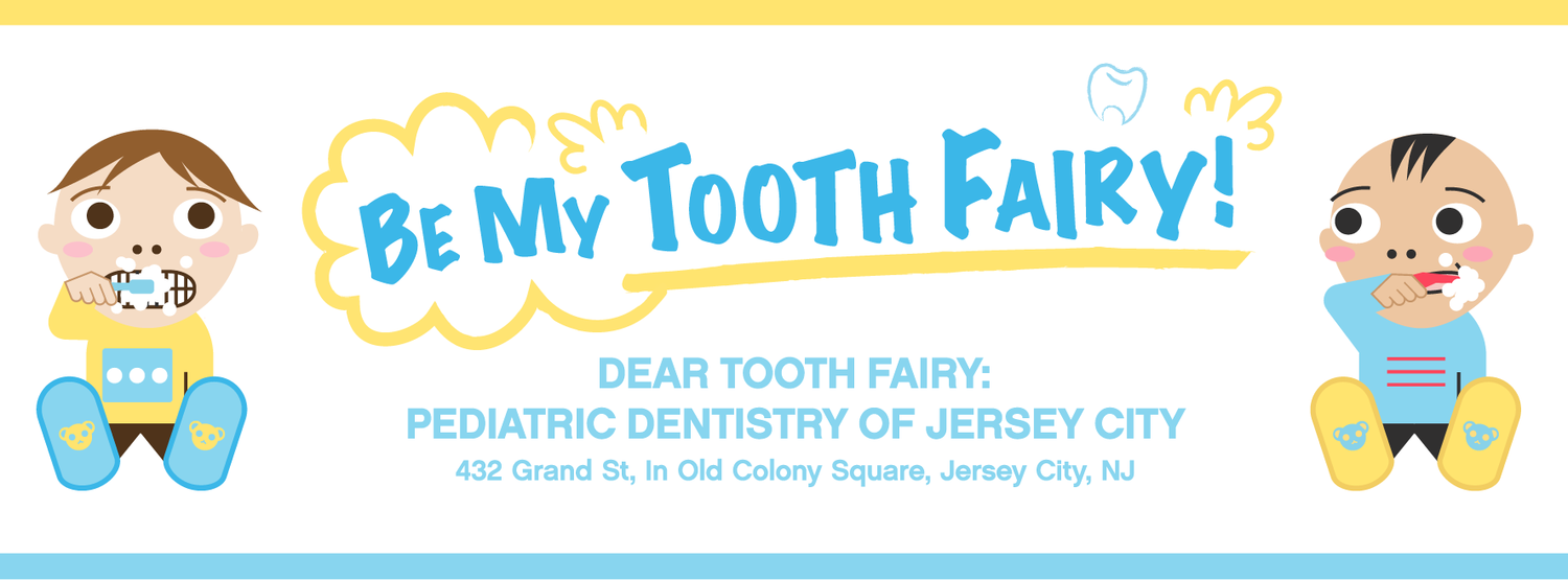 DEAR TOOTH FAIRY:
