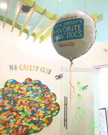 2018 NJ's Favorite Kids' Doc. At Dear Tooth Fairy, we want to make sure that you leave our office with a big smile. It is a happy place for both kids and parents/guardians.