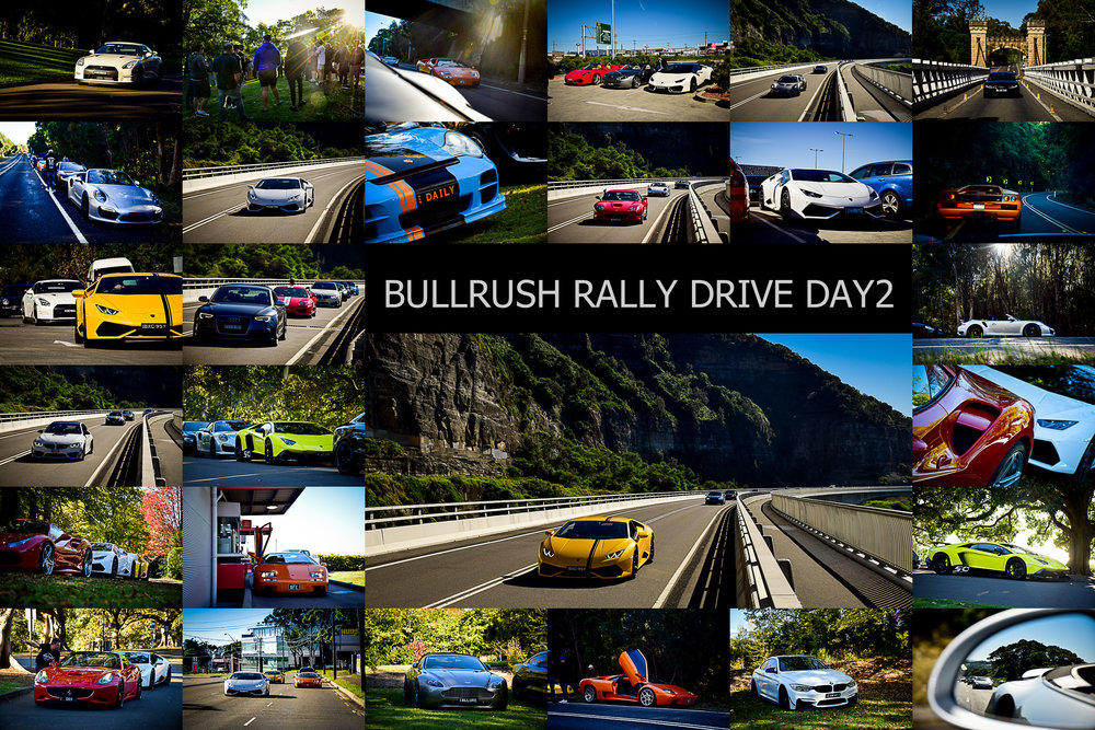 WATCH BULLRUSH RALLY DRIVE DAY VIDEO