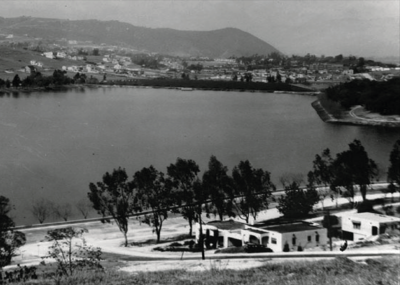Recognition of the Reservoir as a Los Angeles Historic-Cultural Monument
