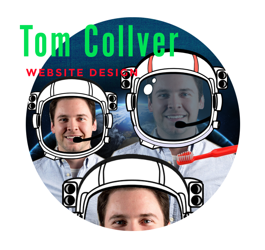 TOM COLLVER CUSTOMIZING YOUR SQUARESPACE SITE A killer website is a necessity for any creative professional or brand, but the interwebs can be a pretty scary place, especially if you are not a web designer or developer. Close your eyes, relax, and let Kyle and Tom whisk you away through time and [square] space and show you how you can build and customize your very own website on Squarespace. This step-by-step journey will show you the fundamentals of a great website, how to use awesome tools like Squarespace, and how agencies like pb+j leverage these tools to build stand-apart websites.  addpbj.com