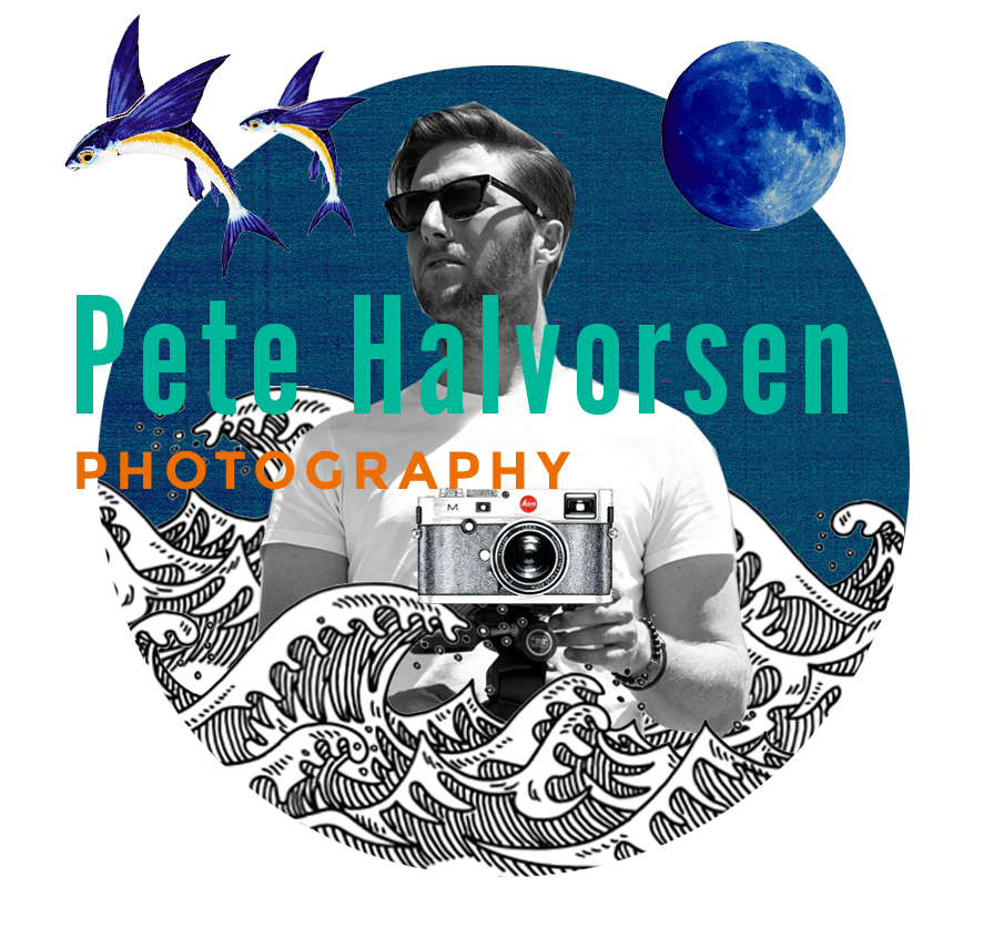 PETE HALVORSEN How To Let The Trip Take You Turn those digital relationships analog. Join Pete in this course on creating and fulfilling networks around the world through social media. It's a travel photographer's guide to making digital and analog connections while abroad. pchpro.com