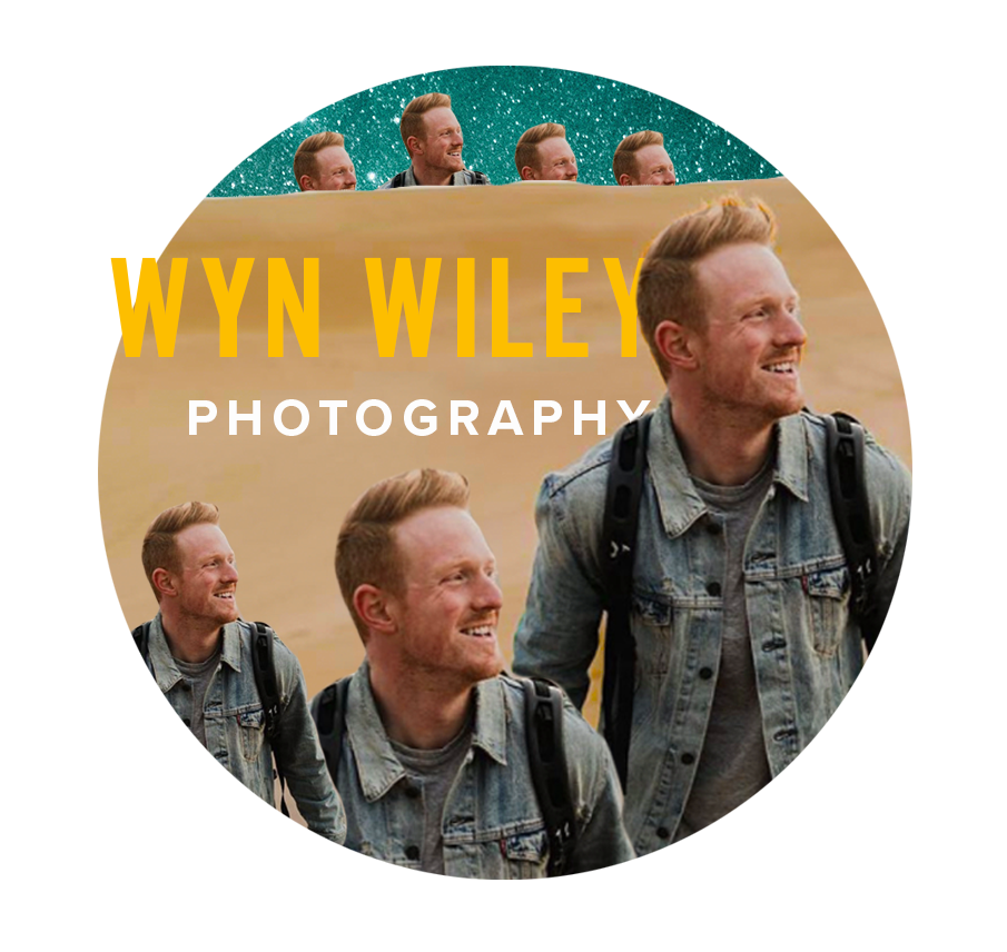 WIYN WILEY   He's 25. He's from a small town in a state you've never considered visiting. He loves cats and Twizzlers™. He's given a TED Talk. And he teaches photography and videography at the University of Nebraska. Oh, and he's a Ginger. If that's not enough to paint Wyn as a firebrand, spend one moment with him, and his charisma will blow you away. Using his own vulnerability as his tool of choice, he models honesty and inspiration and evokes the same from the people he works with. Wyn is more than approachable; he's real. And being real is what it takes if you want to be able to combine a client list that includes Nebraska Huskers Athletics, Martha Stewart Magazine, Human Rights Campaign, Mary Kay Cosmetics, adidas, Pepsi, and Macklemore with a full-on, groundbreaking senior photo business that crushes. By the time you're 25.   wynwileyphotoblog.com