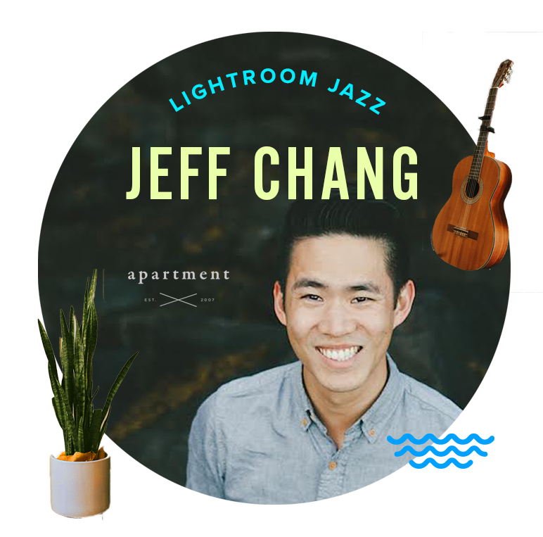 JEFF CHANG   Jeff (and secretive sidekick Cat) Chang are coming to teach MANY OF THANGS. to bundle it up, we're calling it 'Lightroom Jazz'. It will cover a live edit of full wedding photography from initial cut to delivery, organizational guru tips, presets, balances, skin tones, editing images, insane situations that affect otherwise normal looking photographs (AND how to handle them), as well as how to be unique. so you could say you'll at least learn a little. whether photographer for weddings or an adamant photographer of every meal you eat, this class will expand your knowledge both on the image itself and it's presentation. oh, and it's taught by two incredible people.   www.theapartmentphotography.com