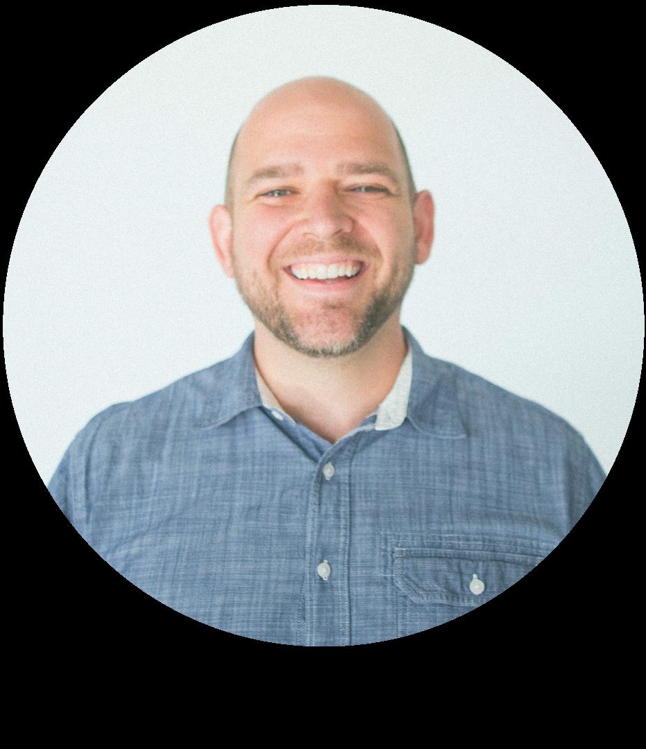 Zach Daniel - Lead Pastor
