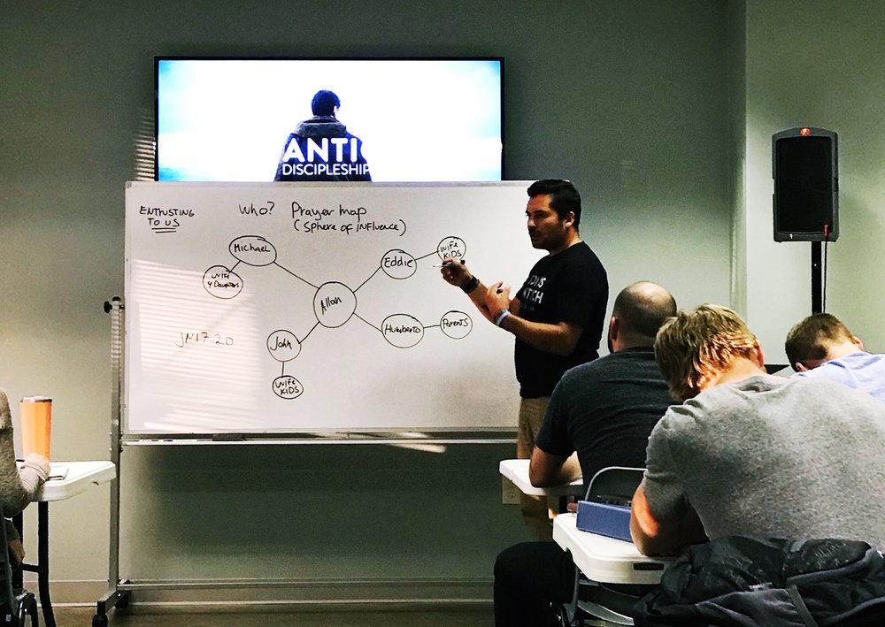Antioch Discipleship Schools -