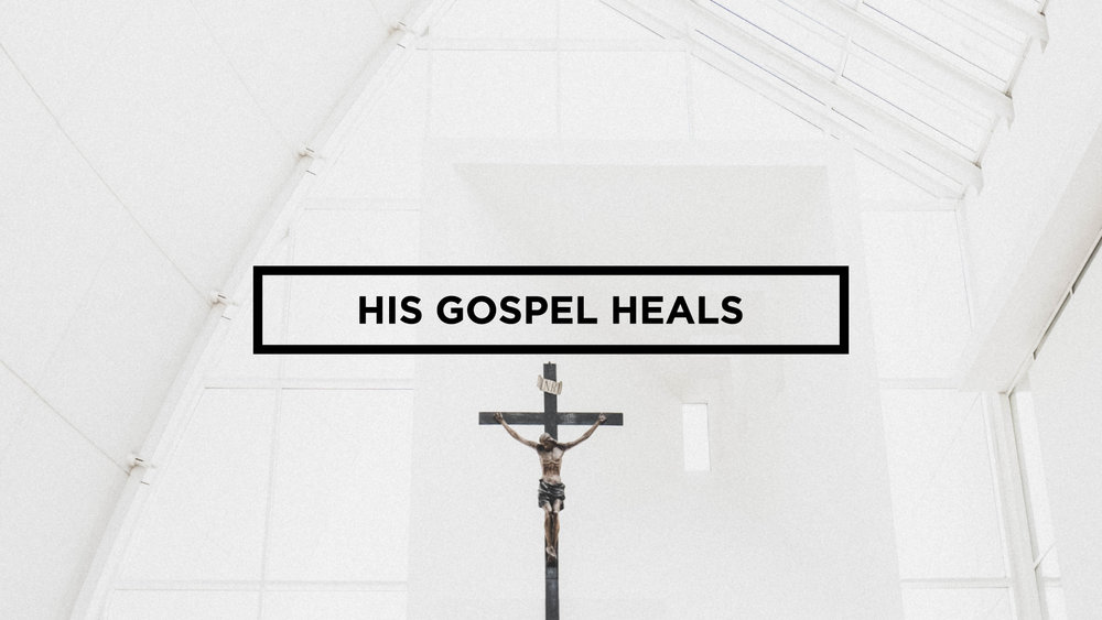2. His Gospel Heals - Jesus's earthly ministry is marked by healing- spiritually, mentally, physically, emotionally and relationally. Likewise, He has given his church a ministry of healing. We want to go deep in the Gospel and receive the holistic healing Jesus brings through it. You can listen more to about this value here.