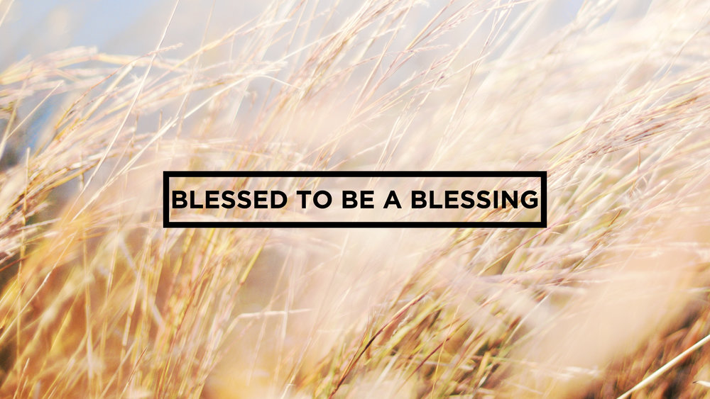 5. Blessed To Be A Blessing - Disciples of Jesus view their resources differently. Life is not found in the abundance of possessions and we recognize out God's generosity to us, we are blessed in order to be a blessing. We are seeking to be marked by good financial stewardship and generous giving.