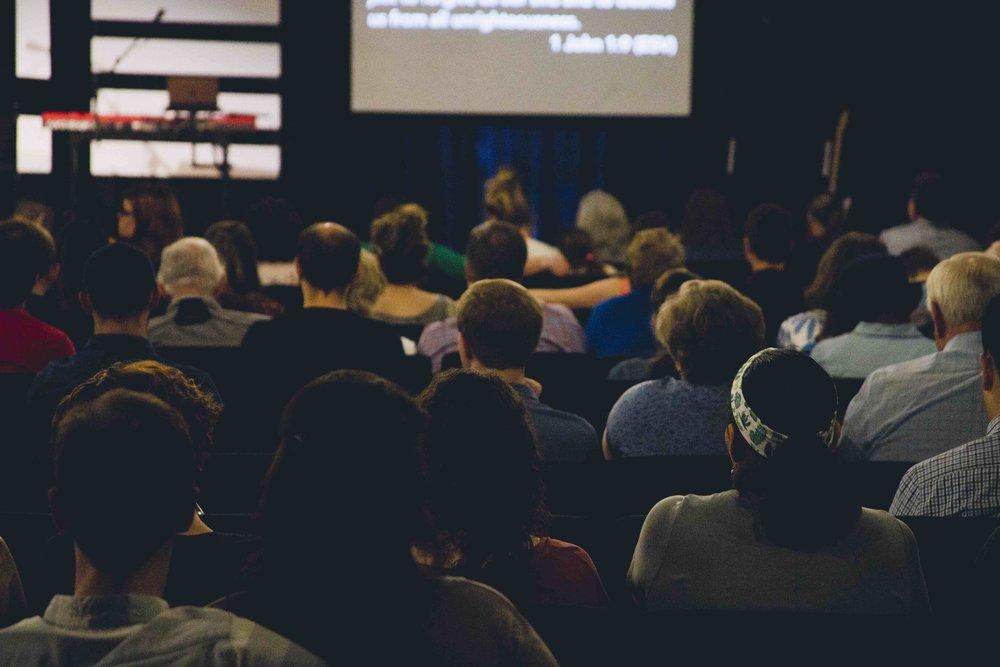 Sunday gatherings -