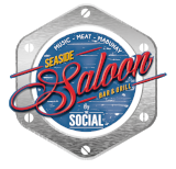 The Seaside Saloon Bar & Grill Logo