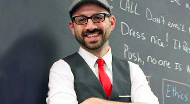 LGBTQ Lawyer - Aaron C. Morris