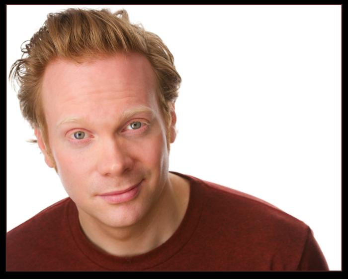 Comedian - Nathan Macintosh