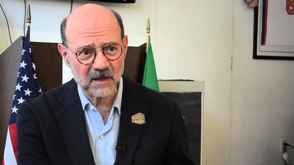 "Founder ""the Italian American Museum"" - Dr. Joseph Scelsca"